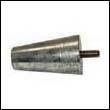 203132 Hamilton Jet Cone Aluminum Anode (111644AL)