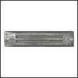06411-ZW1-000 Honda 75-225 HP Outboard Large Bar Zinc Anode
