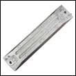 06411-ZW1-000A Honda 75-225 HP Outboard Large Bar Aluminum Anode