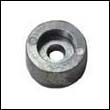 12155-ZV5-000 Honda Outboard Internal Zinc Anode(5031705 and 55321-87J00)