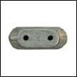 41106-935-812 Honda Outboard Bar Zinc Anode (6E0-45251-11)