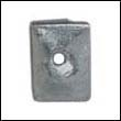 338635 Johnson/Evinrude 8-15 HP Zinc Anode (two required)