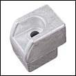 355964 E-TEC G2 Block Aluminum Anode