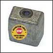 436745M Johnson/Evinrude Gearcase Magnesium Anode (393023M)
