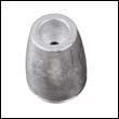 5009220 E-TEC G2 Propeller Aluminum Anode
