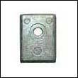 Johnson/Evinrude Gearcase Zinc Anode (55320-95310) 5035786
