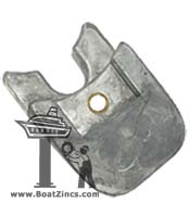 Z-3 Zinc Anode for Walter Keel Cooler