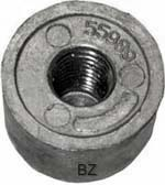 Key Power KP12-A-005 Zinc Anode (55989)