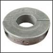 "LC-5 Micro Thin Collar Zinc Anode - 1-1/4"" Shaft"