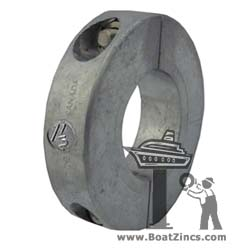 LC-7 Micro Thin Donut Collar Zinc Anodes