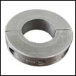 "LC-7 Micro Thin Collar Zinc Anode - 1-1/2"" Shaft"