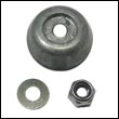Lewmar 589150 Zinc Anode Kit for 140TT