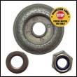 Lewmar 589350MG Magnesium Anode Kit for 185TT