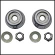 Lewmar 589550 Zinc Anode Kit for 250/300TT (Pair)