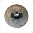 15300 Mercury Outboard Trim Tab Zinc Anode