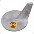 46399M Mercury/Mercruiser Racing Trim Tab Magnesium Anode