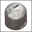 55989 Mercruiser Alpha Nut Zinc Anode