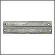 818298 Mercury Outboard Bar Zinc Anode
