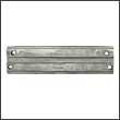 818298A Mercury Outboard Bar Aluminum Anode