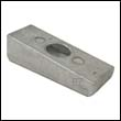 826134 Mercury Wedge Zinc Anode