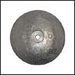 847332 Mercury K-Plane Trim Tab Aluminum Anode