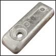 892227A Verado 6 Trim Cylinder Aluminum Anode (893404)