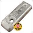 892227A Verado 6 Trim Cylinder Magnesium Anode (893404)