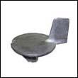 98432 Mercury 18-25 HP Outboard Trim Tab Zinc Anode