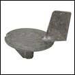 98432-5A Mercury 18-25 HP Outboard Trim Tab Aluminum Anode
