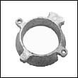 806105A Mercruiser Alpha One Bearing Carrier Aluminum Anode