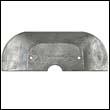 821629A Mercruiser Alpha One Plate Aluminum Anode
