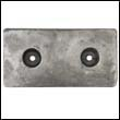 MHC-6 Bolt-On Magnesium Anode