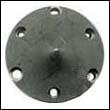 Max Prop 83mm Universal Zinc Anode (83M4R)