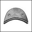 392123 Johnson/Evinrude 90-235 HP Zinc Anode