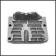 982277 OMC Exhaust  Zinc Anode