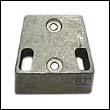 983952 OMC Gimbal Plate Zinc Anode
