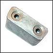 986158 OMC Outdrive Zinc Anode (3853930)