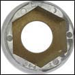 "P-9 Perry Propeller Nut Zinc Anode – 2"" shaft"