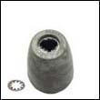 Propeller Nut A Zinc Anode