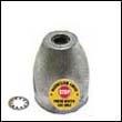 Propeller Nut B Magnesium Anode