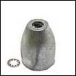 Propeller Nut B Zinc Anode