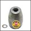 Propeller Nut C Magnesium Anode