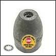 Propeller Nut E Magnesium Anode