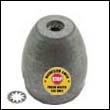Propeller Nut G Magnesium Anode
