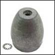 Propeller Nut G Zinc Anode