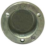 GER-1 Zinc Anode for Prowell Propeller