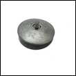 "R-1A Rudder Aluminum Anode - 1-7/8"" Dia. (R1A)"