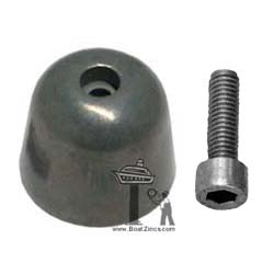 SM101180 Side-Power Zinc Anode with mounting screw