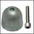 SM201180A Side-Power Aluminum Anode