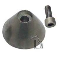 SM31180A Side-Power Aluminum Anode with mounting screw